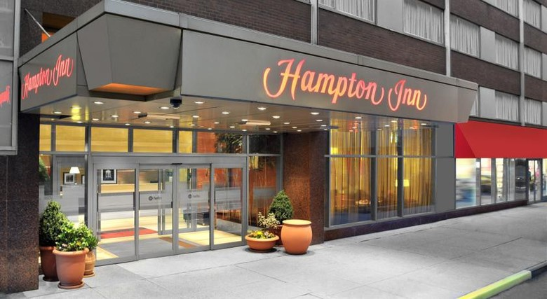 Hotel Hampton Inn Manhattan-times Square North