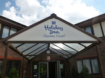 Hotel Holiday Inn Garden Court A1 Sandy