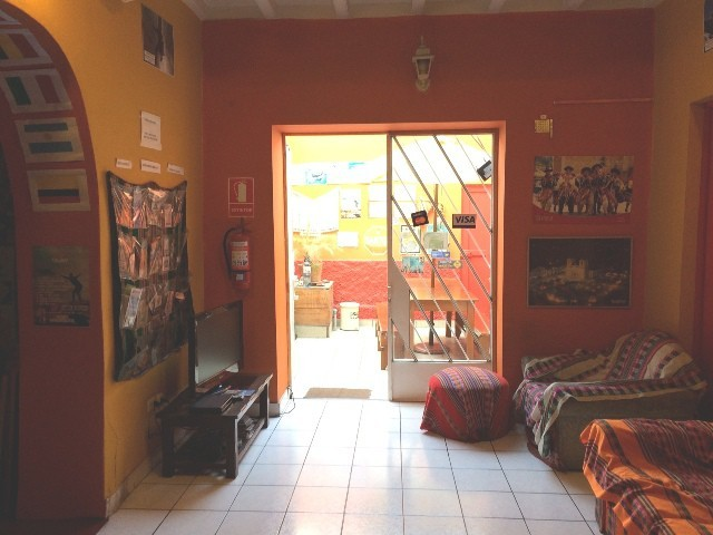 Bed & Breakfast Lion Backpackers