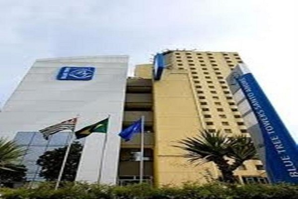 Hotel Blue Tree Towers Santo André