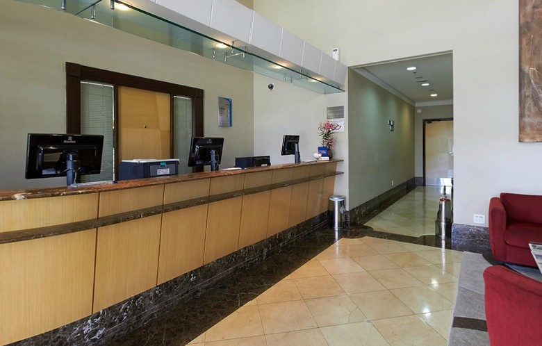 Hotel Transam�rica Executive The First
