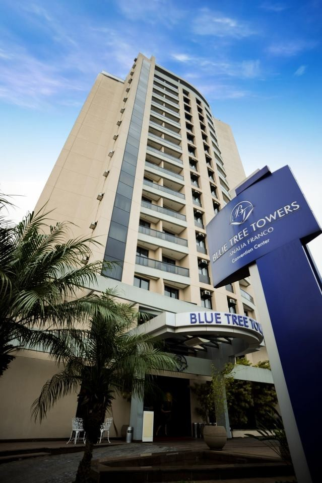 Hotel Blue Tree Towers Anália Franco