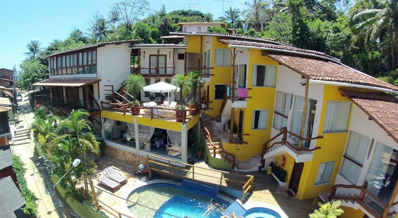 Hostal Pousada Safira Do Morro