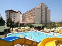 Hotel Beach Club Doganay