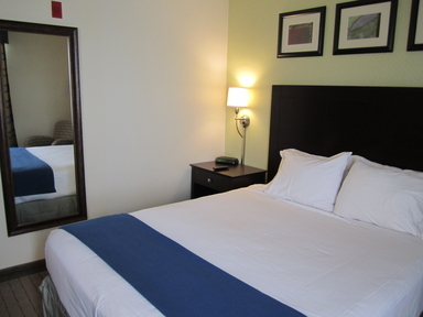 Hotel Holiday Inn Express Boston