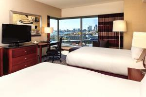 Hotel Hilton Boston Logan Airport