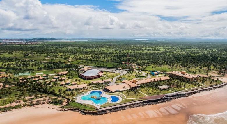 Hotel Prodigy Beach Resort & Conventions Aracaju