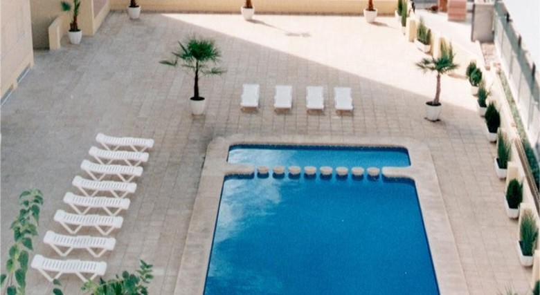 Thb Apartamentos Turisticos Biarritz Hotel In Gand 195 173 A