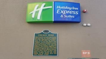 Hotel Holiday Inn Express Downtown Detroit