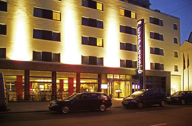 Hotel Holiday Inn Express Frankfurt-messe