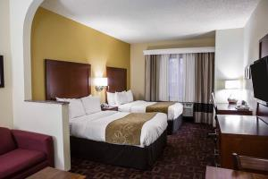 Hotel Comfort Suites Near The Galleria