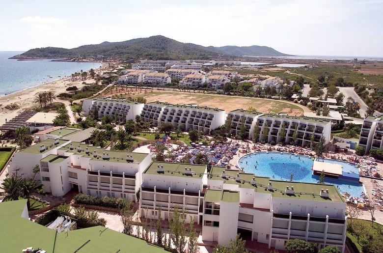 Hotel Fiesta Palm Beach Ibiza