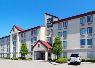 Hotel Quality Inn And Suites Airport