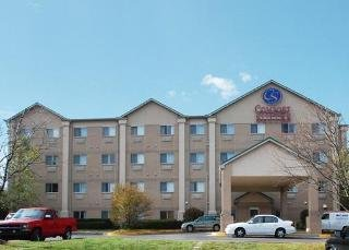 Hotel Comfort Suites Lexington