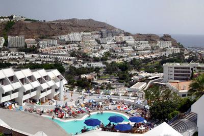Apartamentos aparthotel puerto plata puerto rico gran canaria - Apartamentos puerto plata puerto rico ...