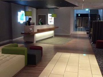 Hotel Holiday Inn Liverpool City Centre