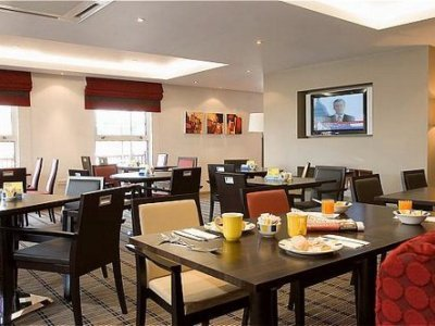 Hotel Express By Holiday Inn Salford Quays Manchester