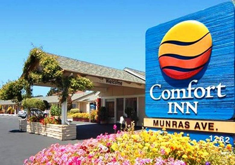 Hotel Comfort Inn Monterey By The Sea