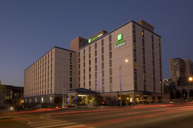 Hotel Holiday Inn Express Nashville Downtown