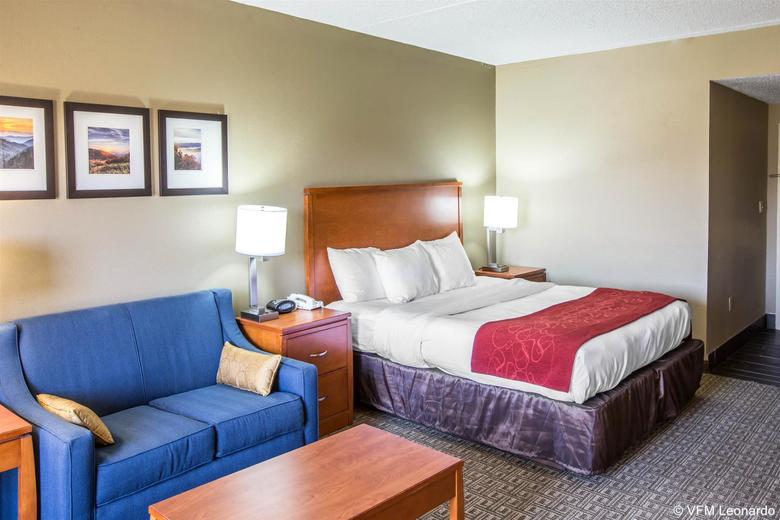 Hotel Comfort Suites Pigeon Forge
