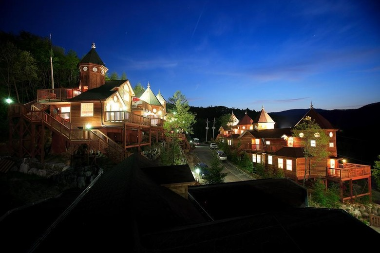 Hotel Goodstay Elf Spa Resort