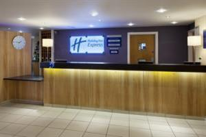 Hotel Express Holiday Inn Portsmouth Gunwarth Quays