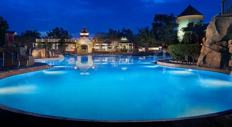 Hotel Disney's Saratoga Springs Resort & Spa