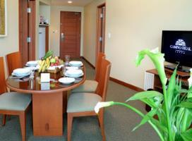 Hotel Suites Camino Real