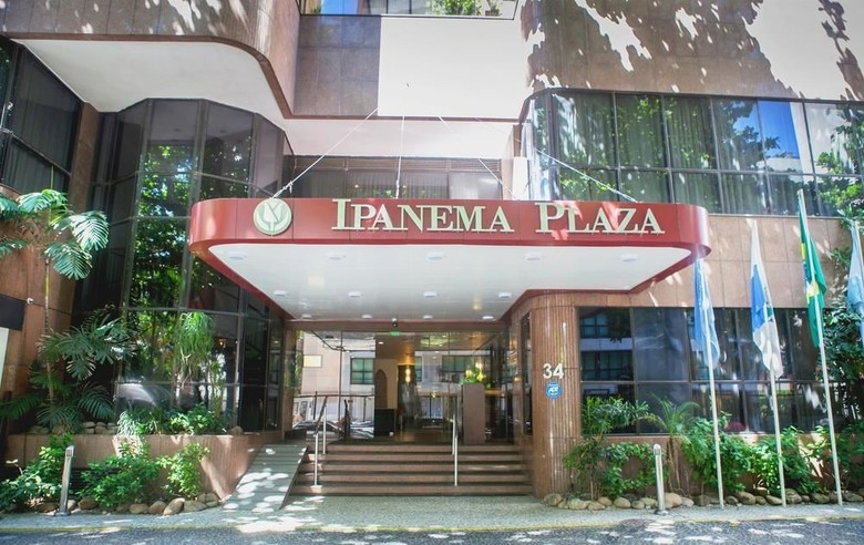 Hotel Golden Tulip Ipanema Plaza