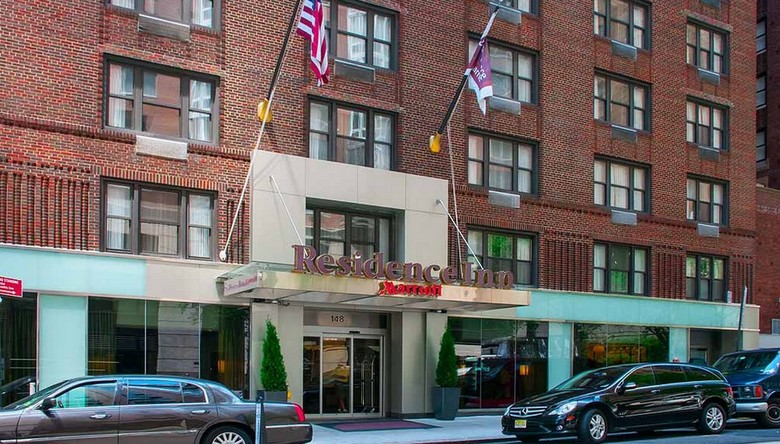 Hotel Residence Inn By Marriott Manhattan Midtown East