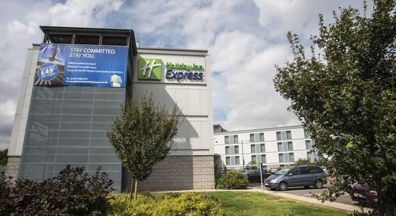 Hotel Holiday Inn Express Stansted Airport