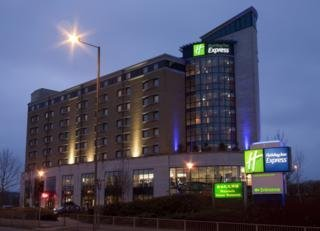 Hotel Express By Holiday Inn Wembley North Circular Road