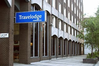 Hotel Travelodge London Farringdon