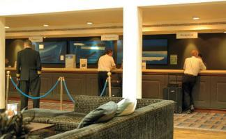 Hotel Hilton London Gatwick Airport