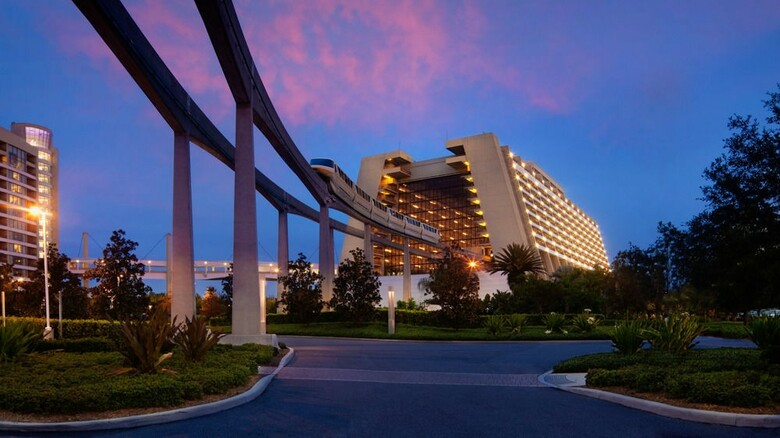 Hotel Disney's Contemporary Resort
