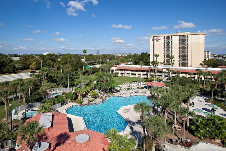 Hotel International Palms Resort & Conference Center Orlando