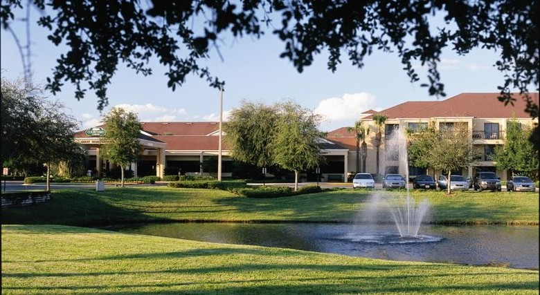 Hotel Courtyard By Marriott Palm Parkway