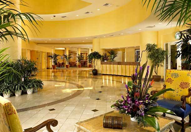 Hotel Anaheim Marriott Suites