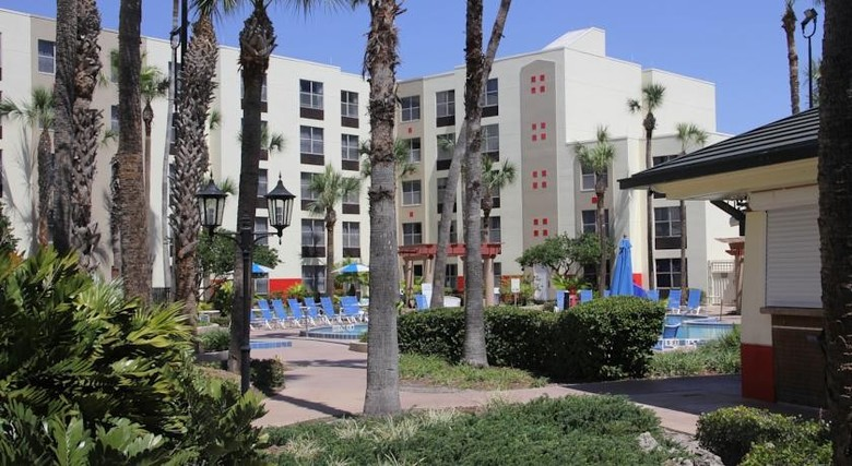 Hotel Hawthorn Suites By Wyndham Orlando Convention Center