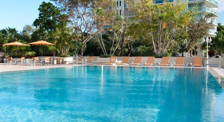 Hotel Courtyard Miami Coconut Grove