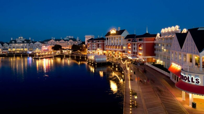 Hotel Disney's Boardwalk Villas