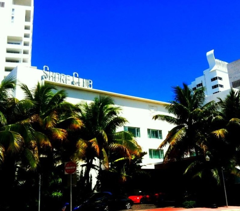 Hotel Shore Club South Beach