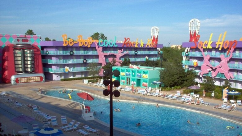 Hotel Disney's Pop Century Resort