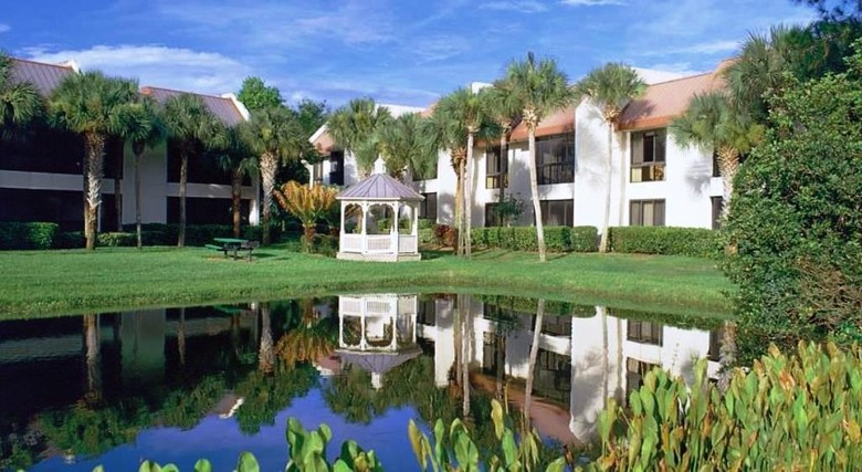 Hotel Marriott Sabal Palms Resort