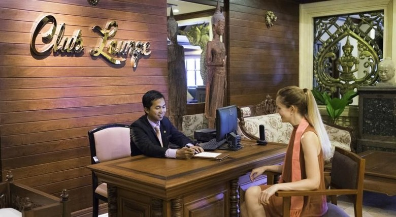 Hotel Angkor Palace Resort & Spa