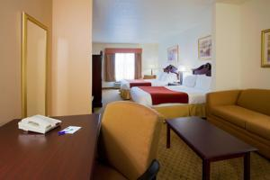 Hotel Holiday Inn Express Tampa Stadium Airport Area