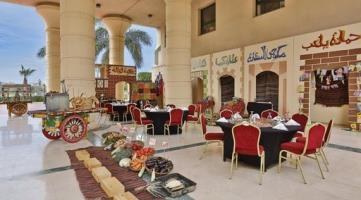 Hotel Hilton Pyramids Golf Resort