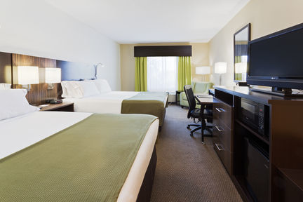 Holiday Inn Express Hotel & Suites - I-75/new Tampa