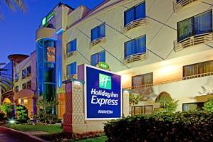 Hotel Holiday Inn Express Anaheim Maingate