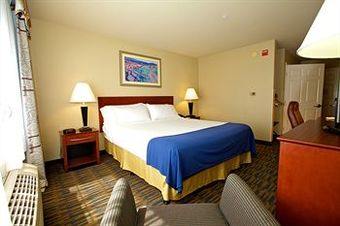 Hotel Holiday Inn Express& Suites Watsonville
